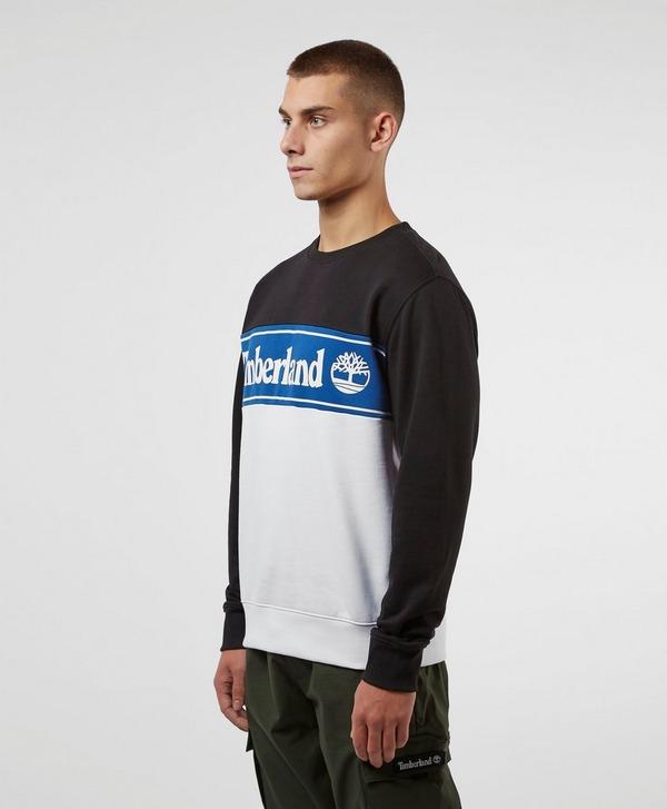 Timberland Linear Logo Sweatshirt