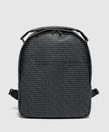 Armani Exchange All Over Logo Backpack