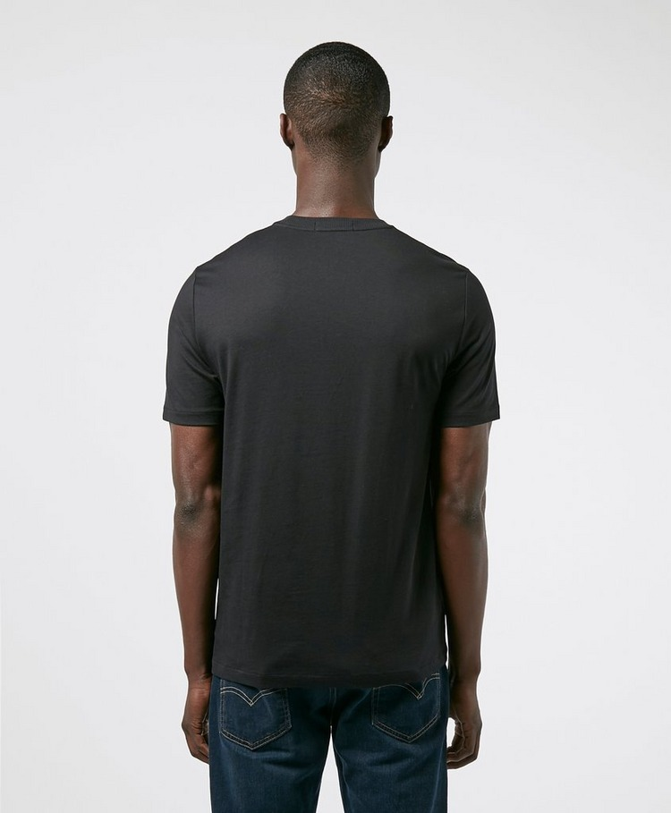 Fred Perry Central Logo Short Sleeve T-Shirt