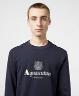 Aquascutum Waterfield Logo Sweatshirt