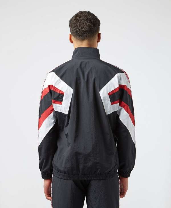 Diadora MVB Full Zip Tape Track Top