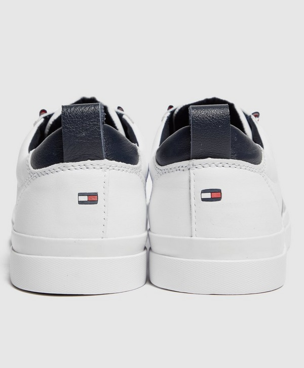 Tommy Hilfiger Flag Detail Leather