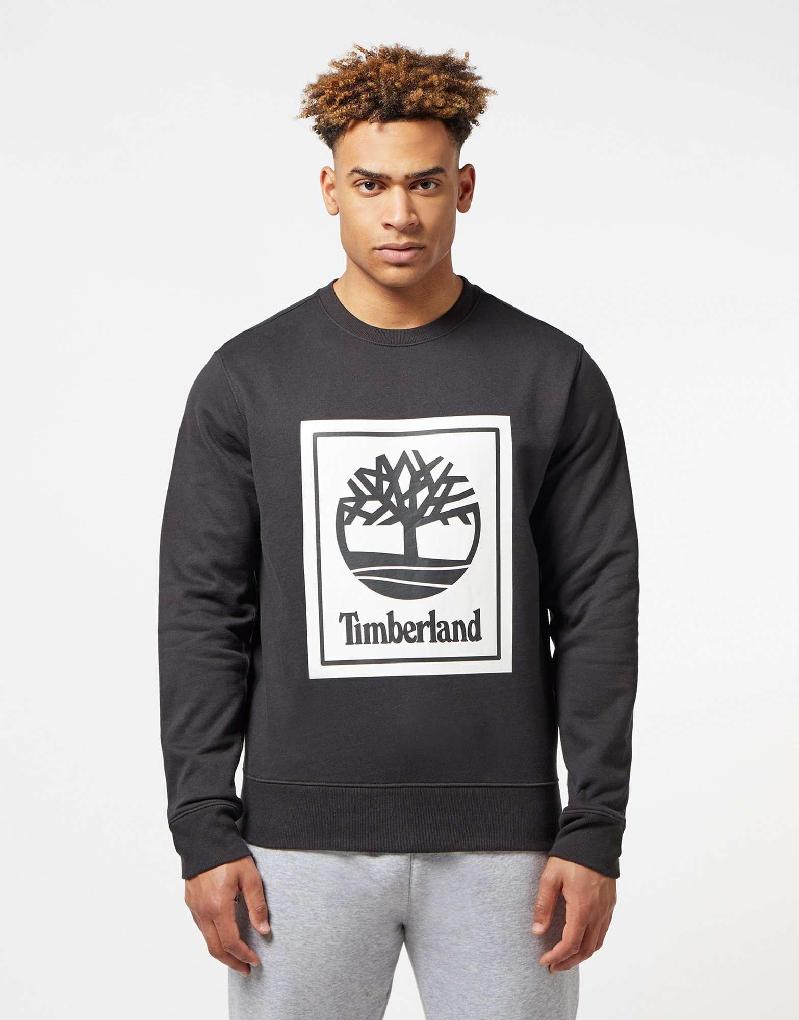 Timberland Big Tree Logo Sweatshirt
