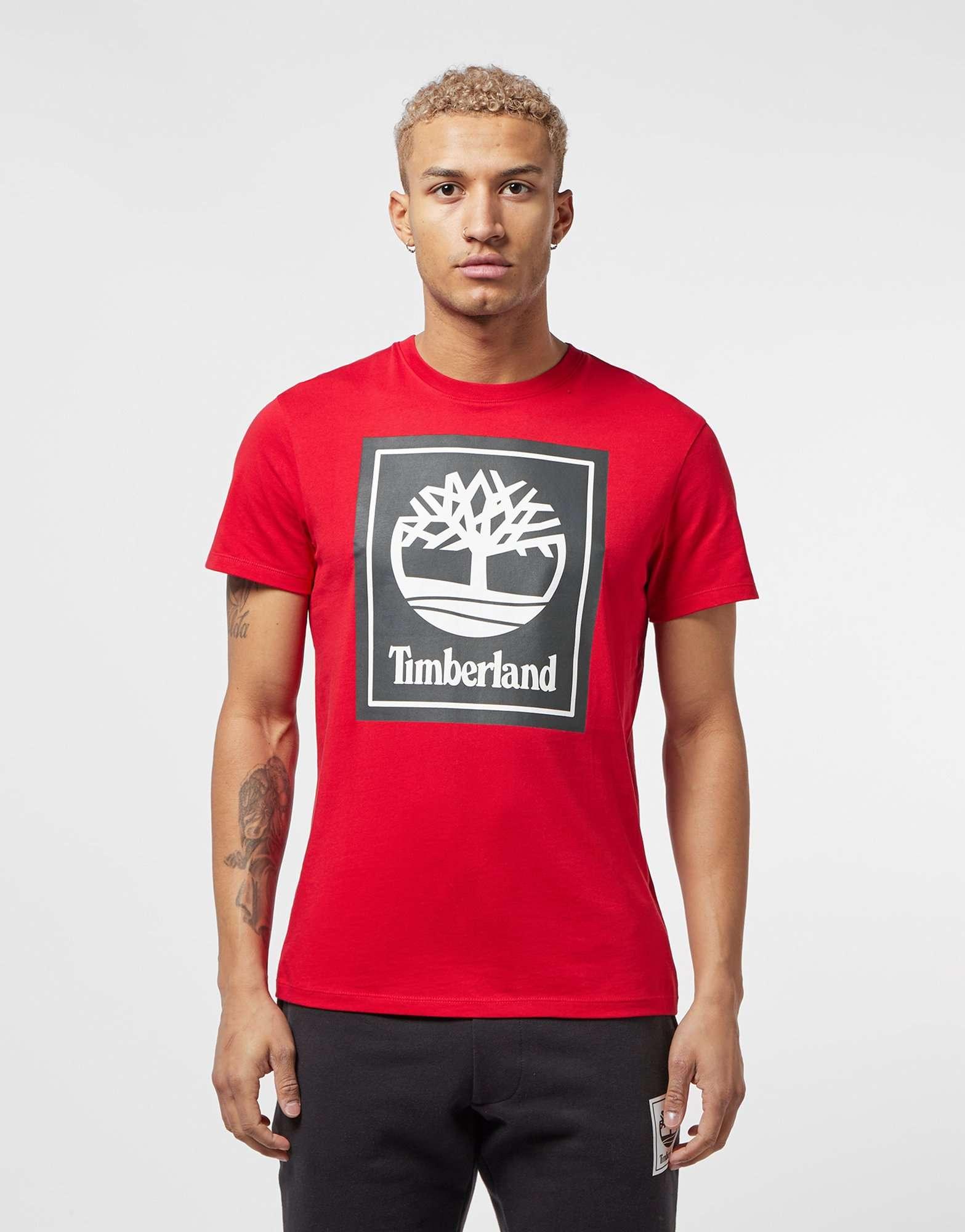 Timberland Big Tree Short Sleeve T-Shirt