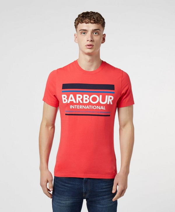 Barbour International Control Short Sleeve T-Shirt