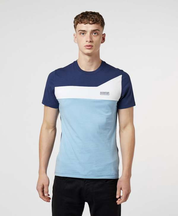 Barbour International Steering Short Sleeve T-Shirt
