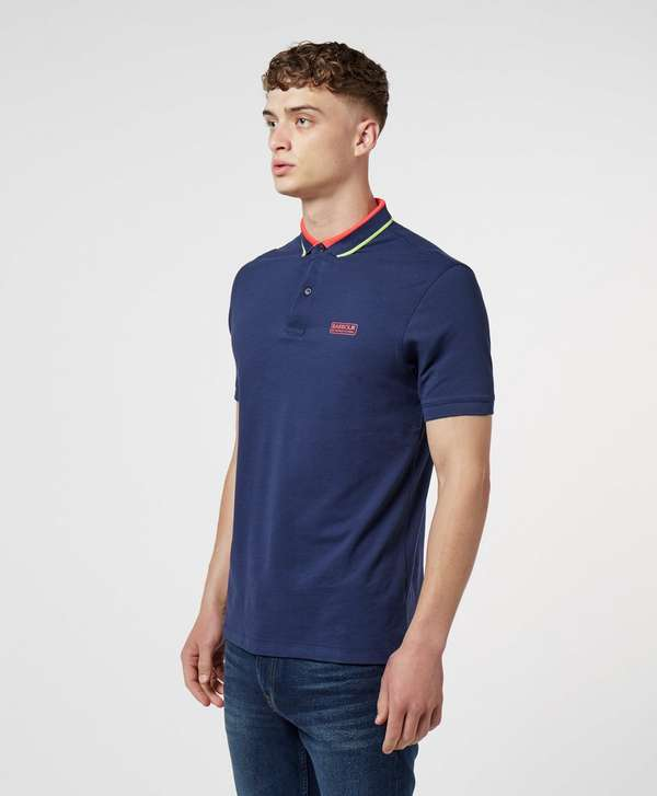 Barbour International Shift Short Sleeve Polo Shirt