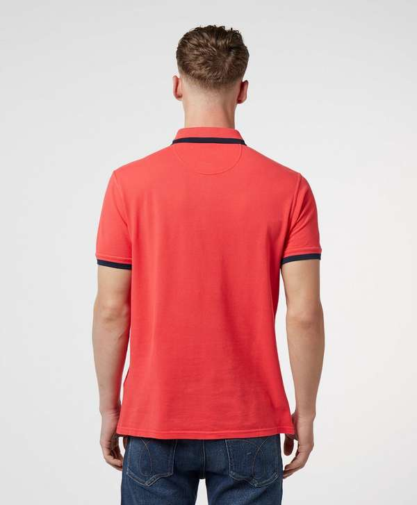 Barbour International Pinion Short Sleeve Polo Shirt
