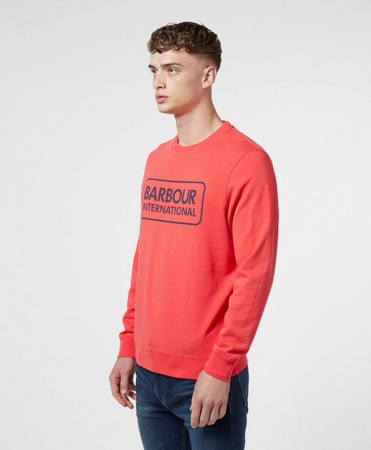 Barbour International Kit Pigment Sweatshirt