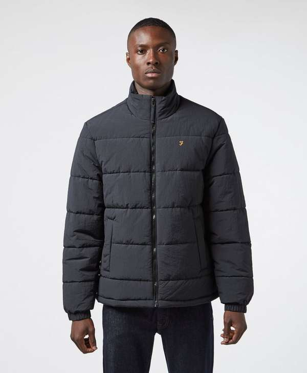 Farah Staithley Funnel Neck Padded Jacket