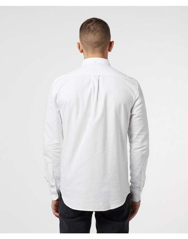Farah Brewer Oxford Long Sleeve Shirt