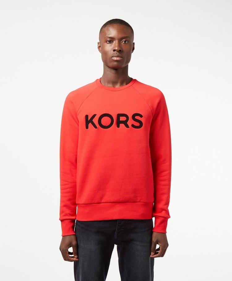 Michael Kors Terry Logo Sweatshirt