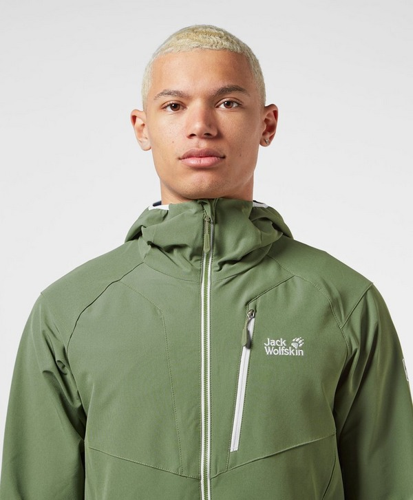 Jack Wolfskin Kanuka Point Zip Through Jacket