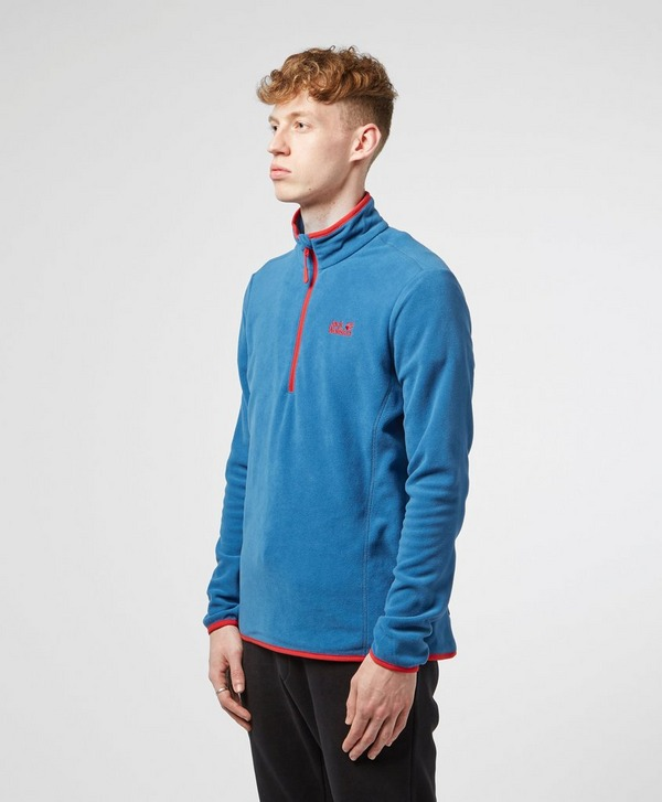 Jack Wolfskin Echo Recycle Half Zip Sweatshirt