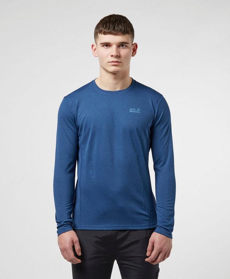 Jack Wolfskin Sky Range Long Sleeve T-Shirt