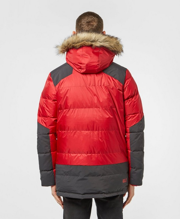 Jack Wolfskin The Cook Padded Parka Jacket
