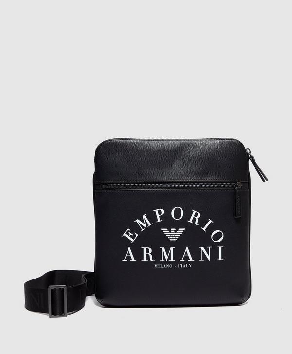 Emporio Armani Bold Logo Large Cross Body Bag