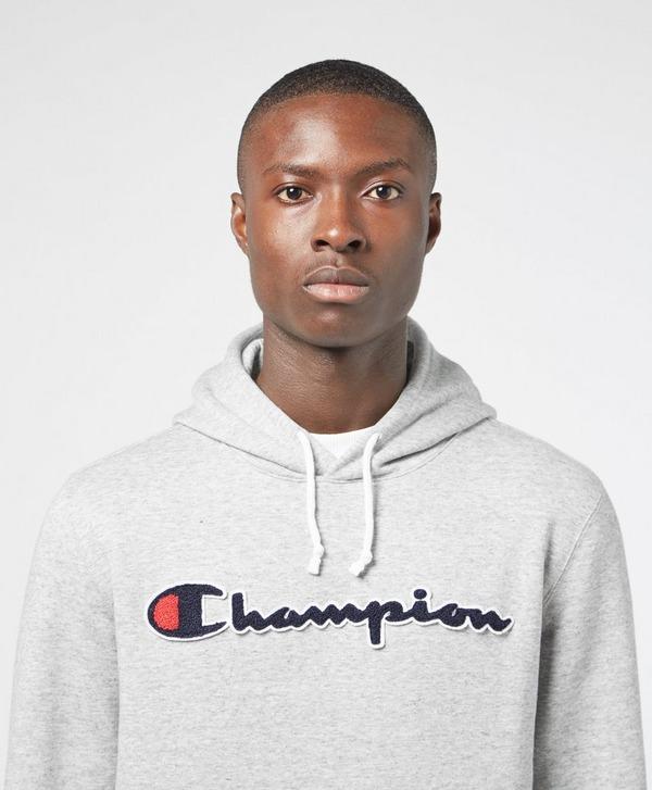 Champion Rochester Cham Logo Overhead Hoodie