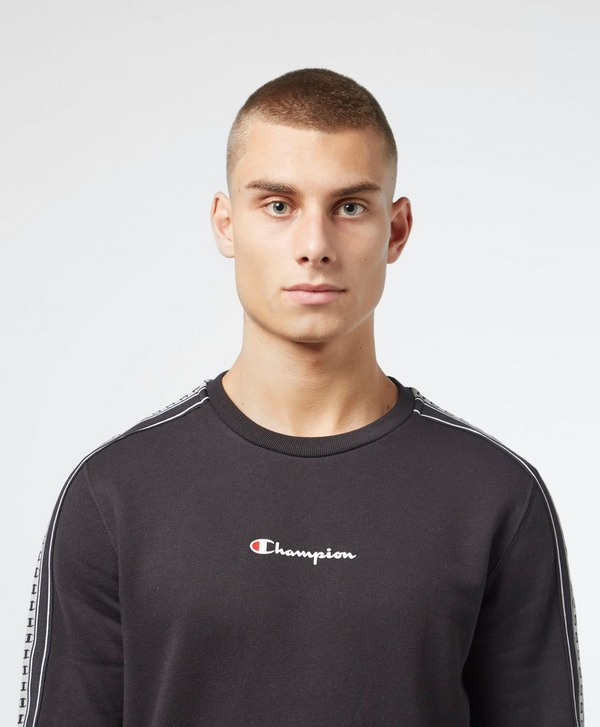 Champion Rochester Athletic Tape Sweatshirt