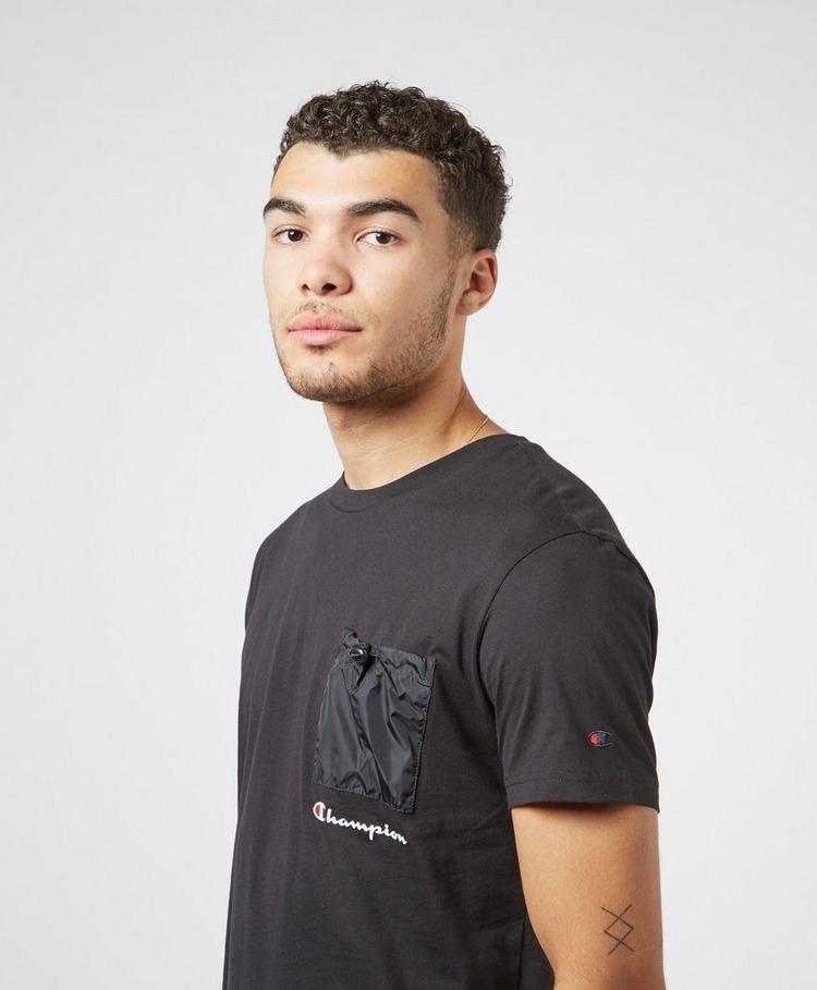 Champion Rochester Nylon Pocket Short Sleeve T-Shirt
