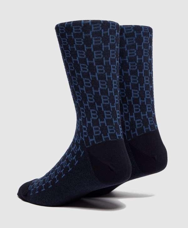 BOSS Monogram Socks