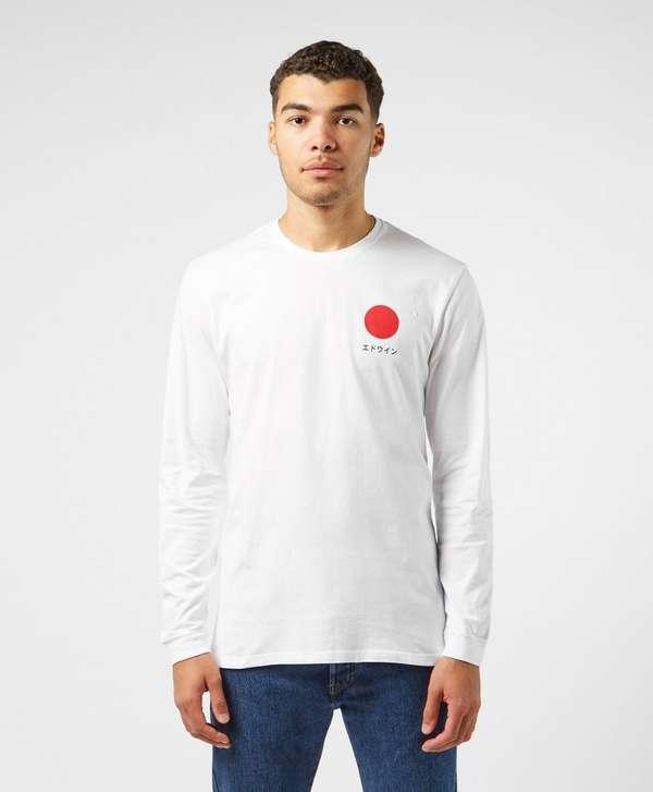 Edwin Japanese Sun Long Sleeve T-Shirt