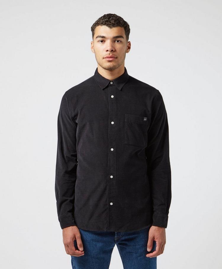 Edwin Minimal Cord Long Sleeve Shirt