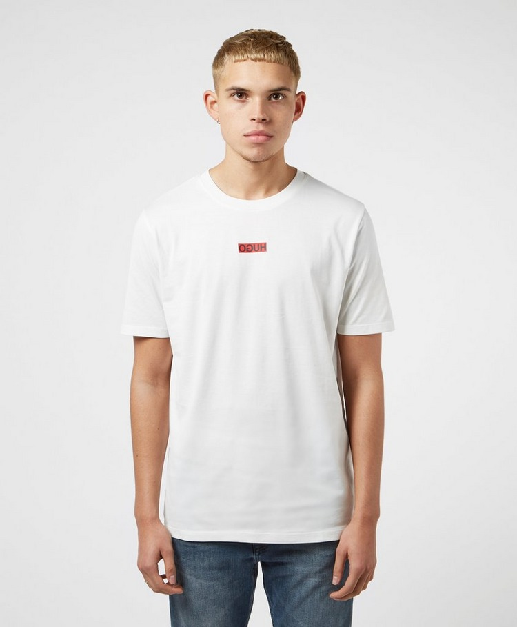 HUGO Durn Short Sleeve T-Shirt