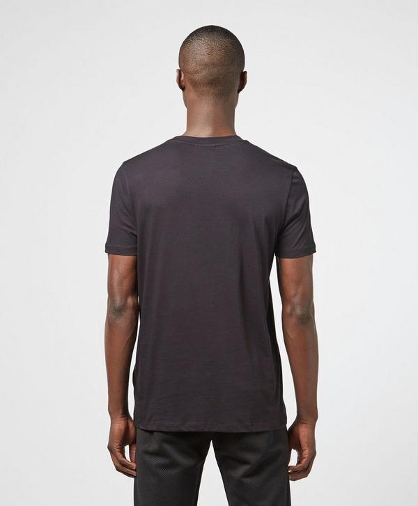 HUGO Chevron Logo Short Sleeve T-Shirt
