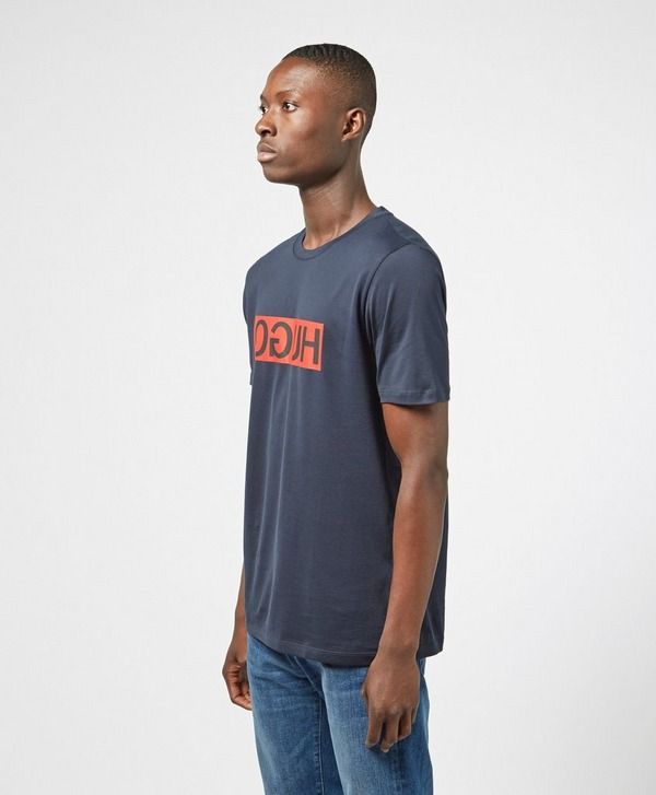 HUGO Dicaglino Short Sleeve T-Shirt