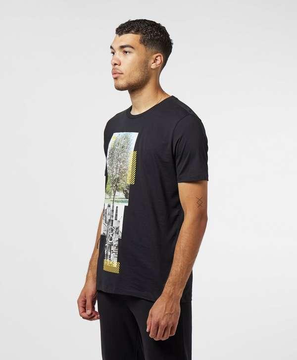HUGO Dennai Tree Short Sleeve T-Shirt