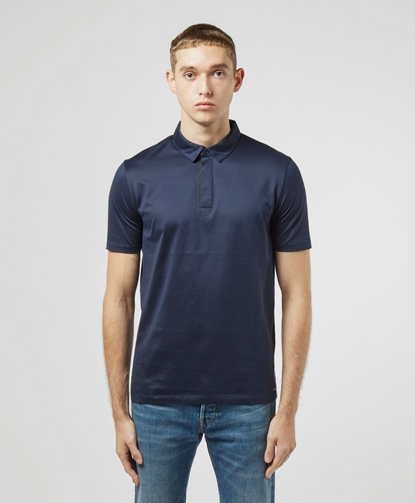 HUGO Dhenz Pim Short Sleeve Polo Shirt
