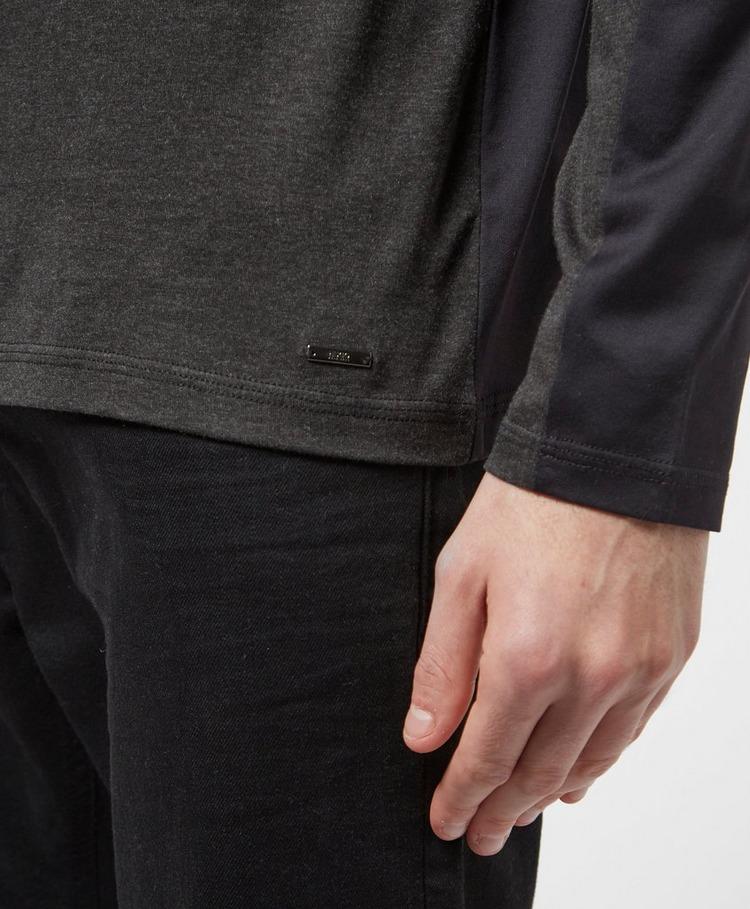 HUGO Dengaluru Long Sleeve Polo Shirt