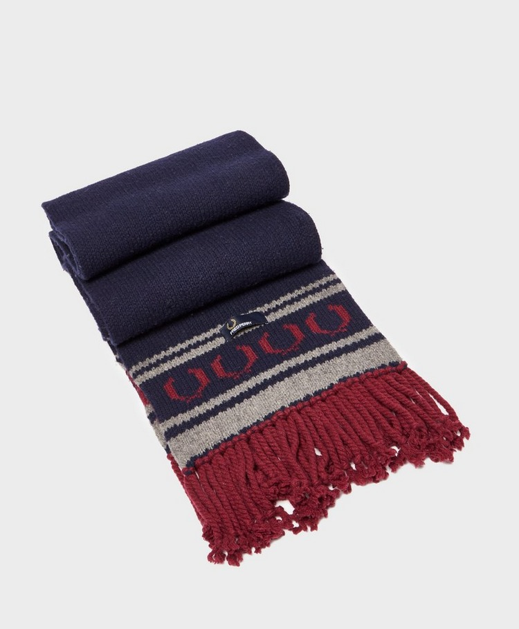 Fred Perry Fairisle Scarf - Online Exclusive