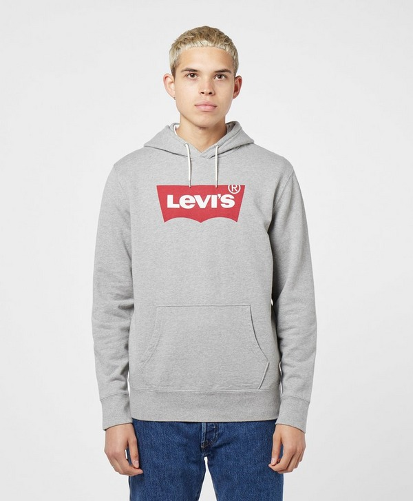 Levis Batwing Logo Overhead Hoodie