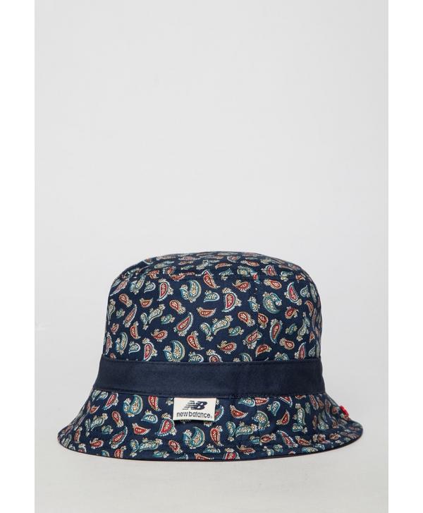 50a61031048 New Balance Reversible Paisley Bucket Hat