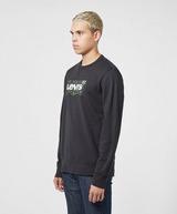 Levis Batwing Logo Crew Sweatshirt