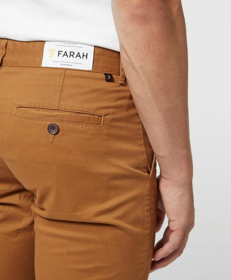 Farah Elm Twill Chino Pants