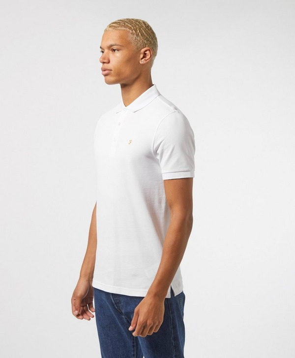 Farah Blanes Short Sleeve Polo Shirt