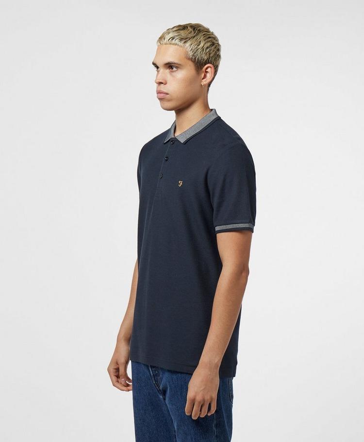 Farah Mills Short Sleeve Polo Shirt
