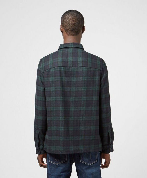 Farah Check Long Sleeve Shirt