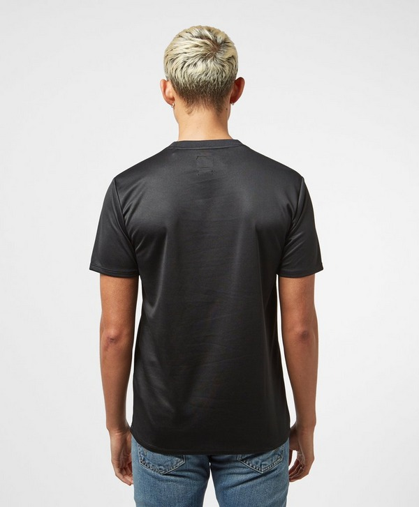 Guess Rubber Logo Short Sleeve T-Shirt