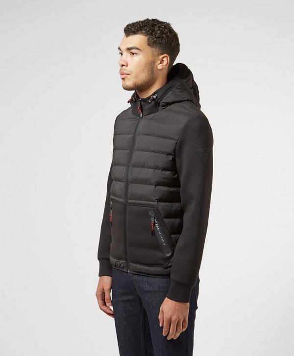 Guess Hybrid Scuba Padded Jacket