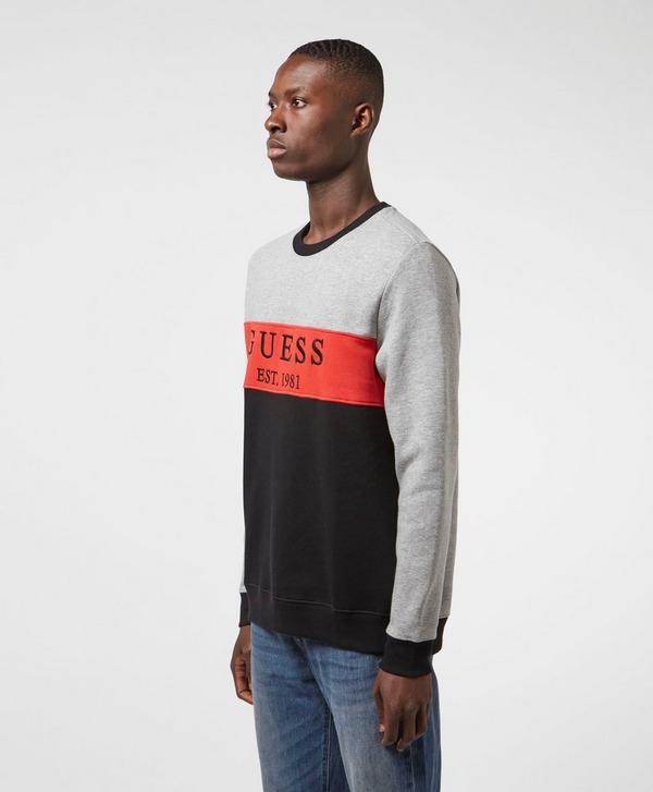 Guess Clem Logo Sweatshirt