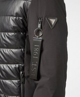 GUESS Mixed Baffle Padded Jacket