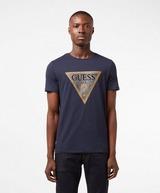 Guess Gold Triangle Short Sleeve T-Shirt