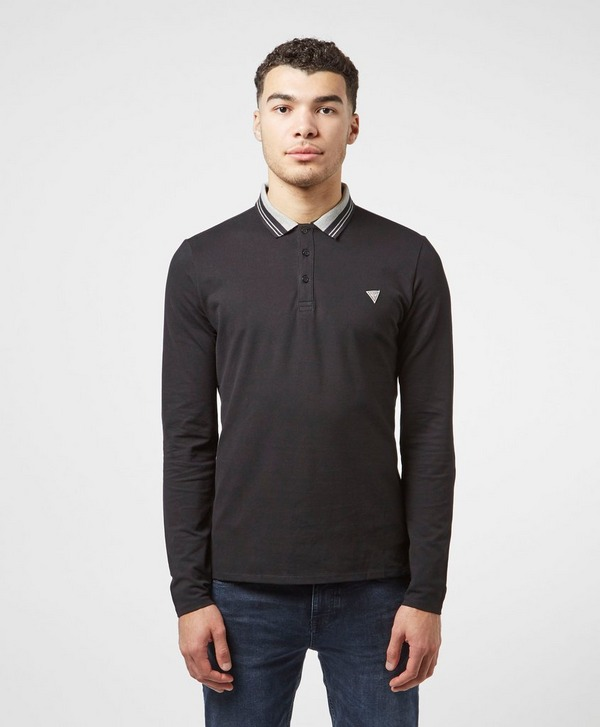 Guess Dwight Long Sleeve T-Shirt