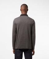 GUESS Ethan Long Sleeve Polo Shirt