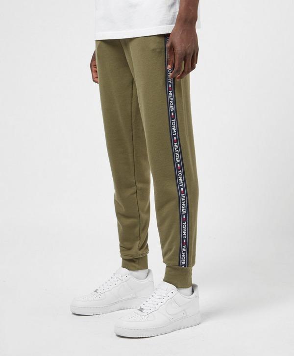 Tommy Hilfiger Underwear Tape Cuffed Track Pants