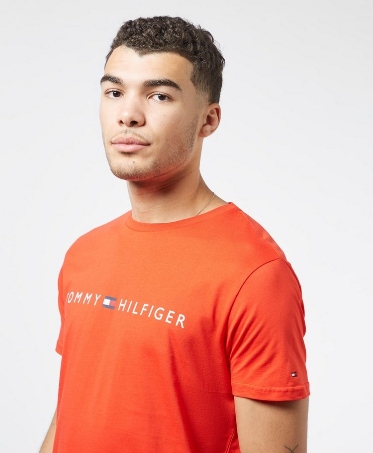Tommy Hilfiger Underwear Flag Logo Short Sleeve T-Shirt